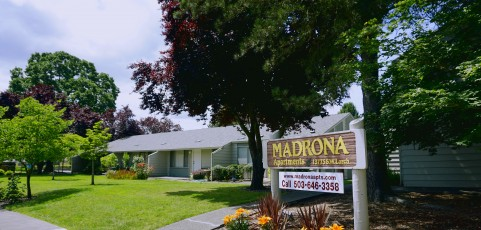 Madrona Apartments, Beaverton, Oregon
