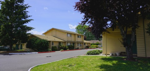 The Reef Apartments —  Beaverton, Oregon